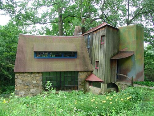 Esherick's studio.